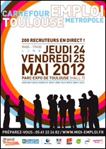 Forum rencontres et recrutement toulouse 2016